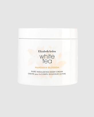 Elizabeth Arden Women's White Body Lotion & Cream - White Tea Mandarin Blossom Body Cream 400ml - Size One Size, 400ml at The Iconic