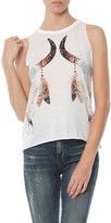 Chaser Feather Muscle Tee