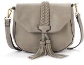 Mellow World Taylor Braided Tassel Crossbody Bag