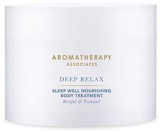 Aromatherapy Associates Deep Relax Sleep Well Nourishing Body Treatment