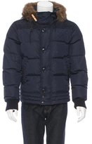 Moncler Ribera Quilted Down Jacket