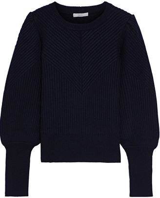 Joie Ronita Ribbed Wool-blend Sweater