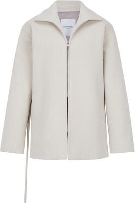 LE 17 SEPTEMBRE Le17 Septembre Oversized Wool-Cashmere Coat