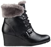 UGG Women's Janney Wedge Ankle Boot M US