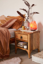 Urban Outfitters Andrea Carved Nightstand