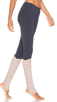 Vimmia Rhythm Stirrup Legging in Navy. - size L (also in XS)