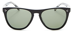 Oliver Peoples Men's Daddy B Polarized Sunglasses, 55mm
