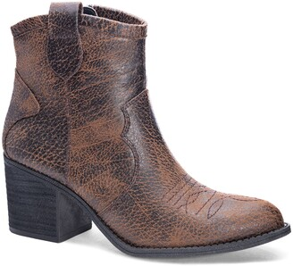 Chinese Laundry Unite Western Bootie