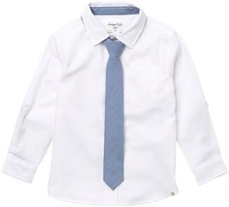 Sovereign Code Shirt & Tie