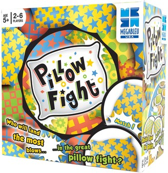 University Games Pillow Fight Card Game