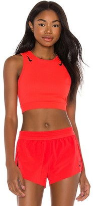 Nike Aero Swift Crop Top