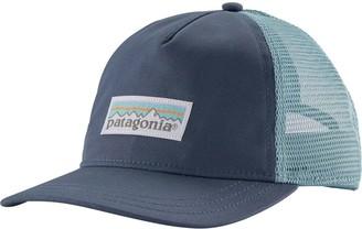Patagonia Pastel P-6 Label Layback Trucker Hat - Women's