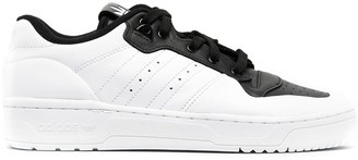 adidas Two-Tone Lace-Up Trainers