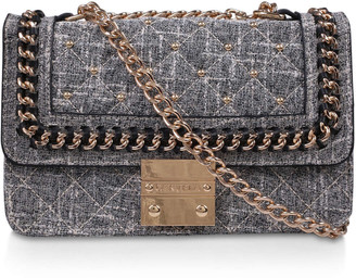 Carvela Bailey Quilted Chain Bag