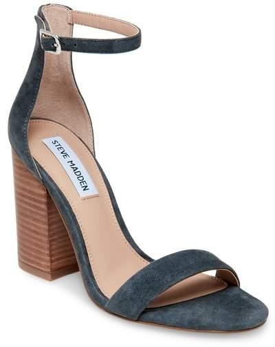 Steve Madden Frame Ankle Strap Block Heel Sandal
