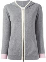 Chinti and Parker colour block hoodie