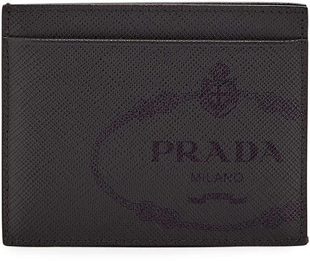 45d9cdce23b30f Mens Prada Card Case - ShopStyle