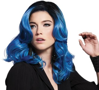 Hairdo. by Jessica Simpson & Ken Paves Blue Waves Wig