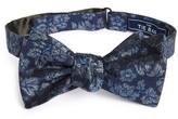 The Tie Bar Men's Intellect Floral Silk Bow Tie