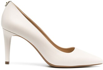 Michael Kors Collection Pointed Leather Pumps