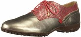 Marc Joseph New York Womens Golf Shoe's Leather Made in Brazil Pacific Lace Up
