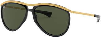 Ray-Ban Aviator Metal Sunglasses