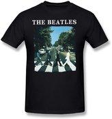 Bravado Mens The Beatles Abbey Road T Shirts