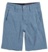 Volcom 'Static' Hybrid Shorts (Toddler Boys & Little Boys)