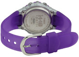 Timex 1440 Sports Digital Silver Case Purple Strap Watch