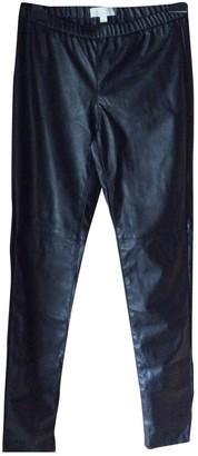 Michael Kors Black Polyester Trousers