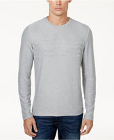 Alfani Men's Textured Pattern Sweater, Created for Macy's