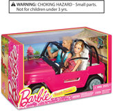 Barbie & Ken® Dolls & Beach Cruiser Playset, Little Girls (2-6X) & Big Girls (7-16)