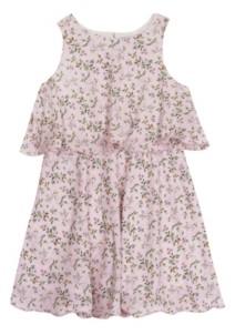 Rare Editions Little Girls Popover Dress