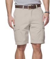 Chaps Big & Tall Canvas Cargo Shorts