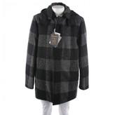 Woolrich Grey Cotton Jacket for Women