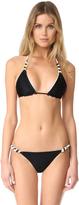 Vix Paula Hermanny Knot Bikini Top