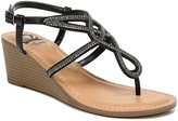 Fergalicious Charisma Women's Wedge Sandals