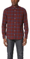 Gitman Brothers Brushed Flannel Shirt