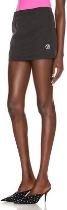 Vetements Tracksuit Skirt in Black | FWRD