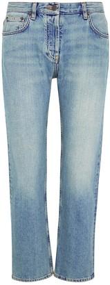 The Row Ashland Light Blue Straight-leg Jeans