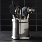 Williams-Sonoma Williams Sonoma Stainless Steel Partitioned Utensil Holder