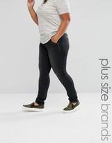 Junarose Slim Leg Jeans With Stud Details