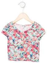 Splendid Girls' Floral Top