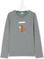 Paul Smith 'car wash' print T-shirt - kids - Cotton - 14 yrs