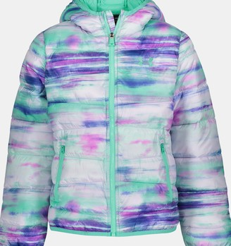 Under Armour Girls' UA Print Prime Puffer Jacket