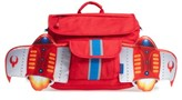 Bixbee Boy's Firebird Flyer Backpack - Red