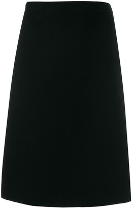 Valentino Pre-Owned 1990's A-line skirt