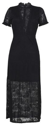 Oh My Love 3/4 length dress