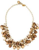 Kate Spade Polka Dot Pearl Cluster Necklace