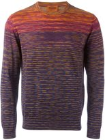 Missoni space dye ombre jumper